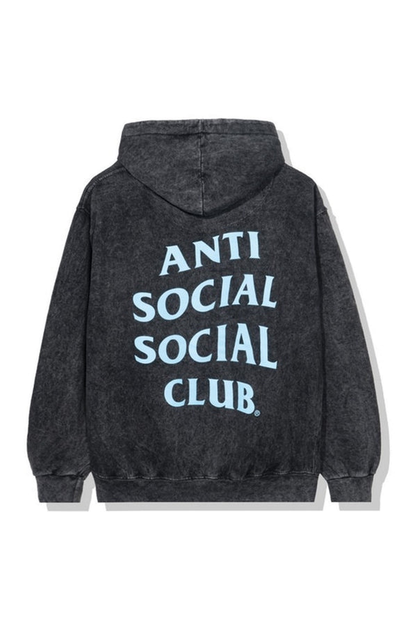 Anti Social Social Club Don't Hoodie Black