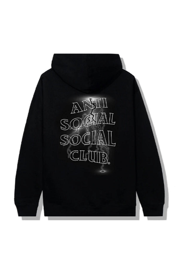 Anti Social Social Club Twisted Black Hoodie