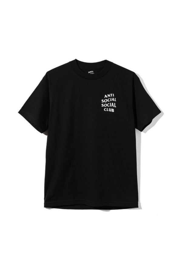 Anti Social Social Club Logo 2 Tee Black