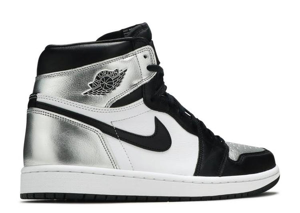 WMNS AIR JORDAN 1 RETRO HIGH OG 'SILVER TOE' - CD0461-001