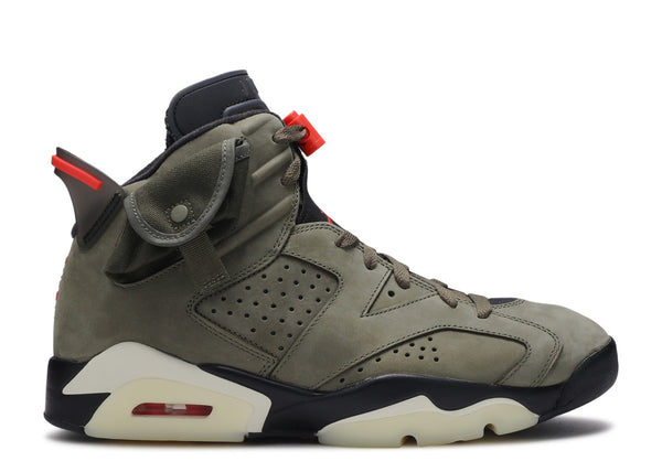 AIR JORDAN 6 RETRO GS SP 'TRAVIS SCOTT' - CN1084-200