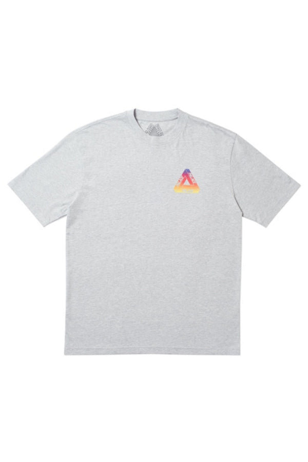 Palace Globular T-Shirt Grey Marl