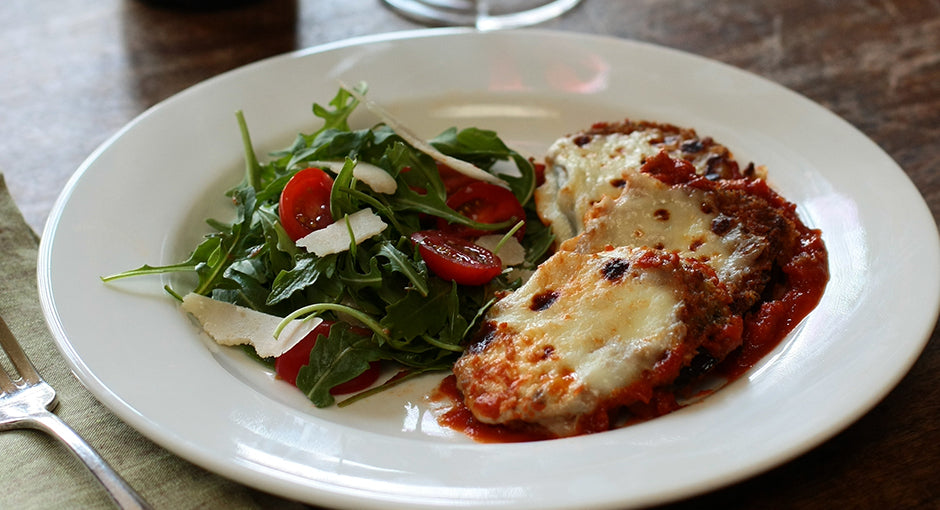 Terlato Kitchen Chicken Parmesan