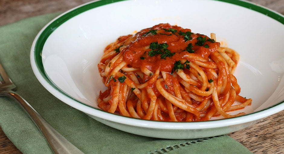 Terlato Kitchen Linguine with Torino Sauce