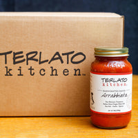 Arrabbiata Sauce (case of 6)