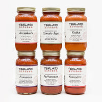 Mixed Case of Terlato Kitchen Sauce