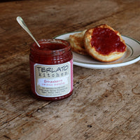 Terlato Kitchen Strawberry Low Sugar Preserves