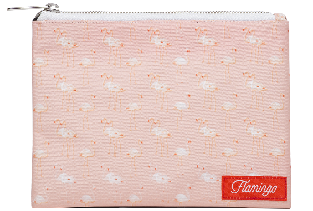 Flamingo Bag Case