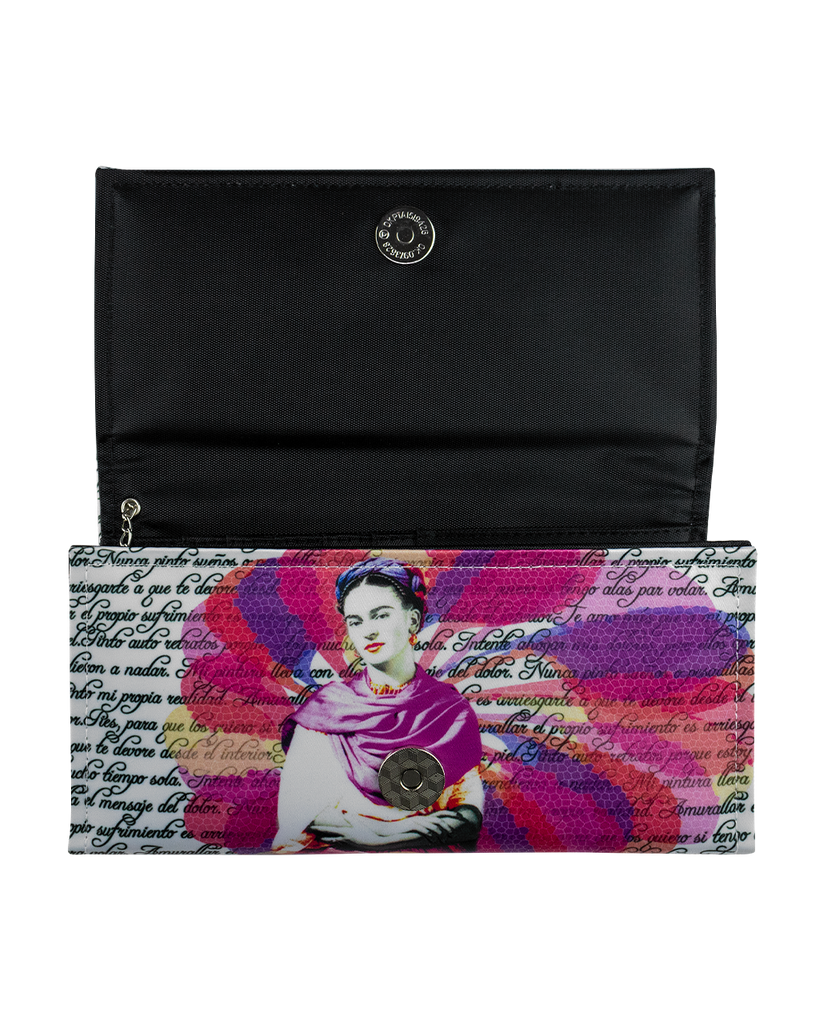 Cartera Tela - Frida Poema