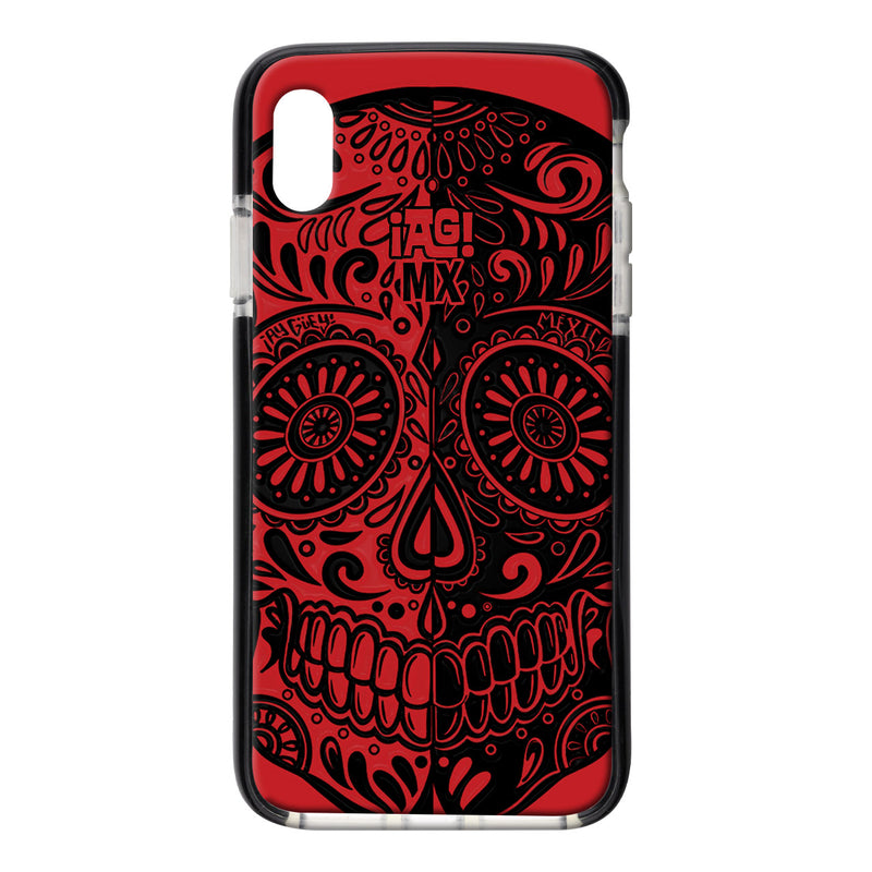 Carcasa iPhone - Descarada Roja