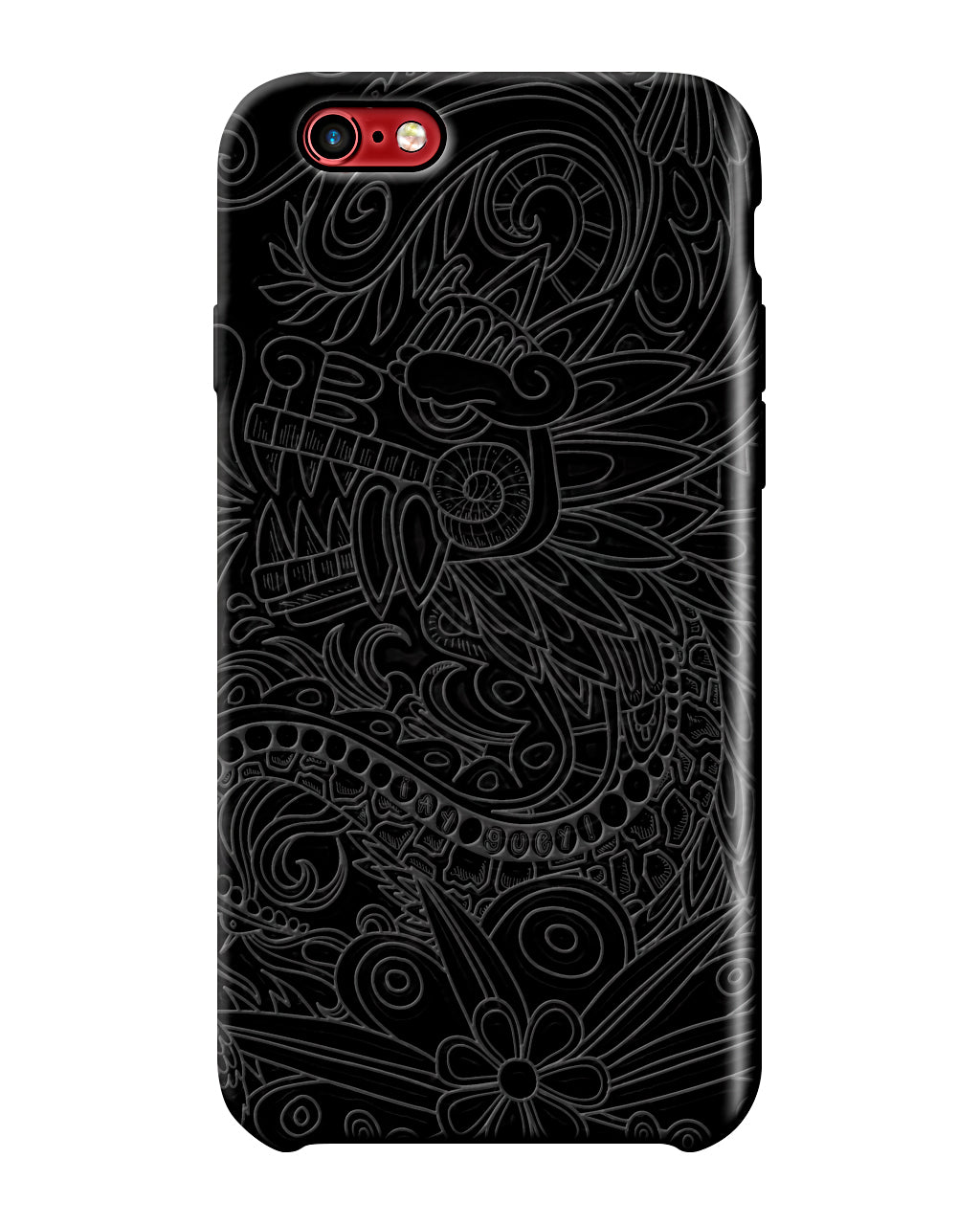 Carcasa iPhone - Kuk Negro