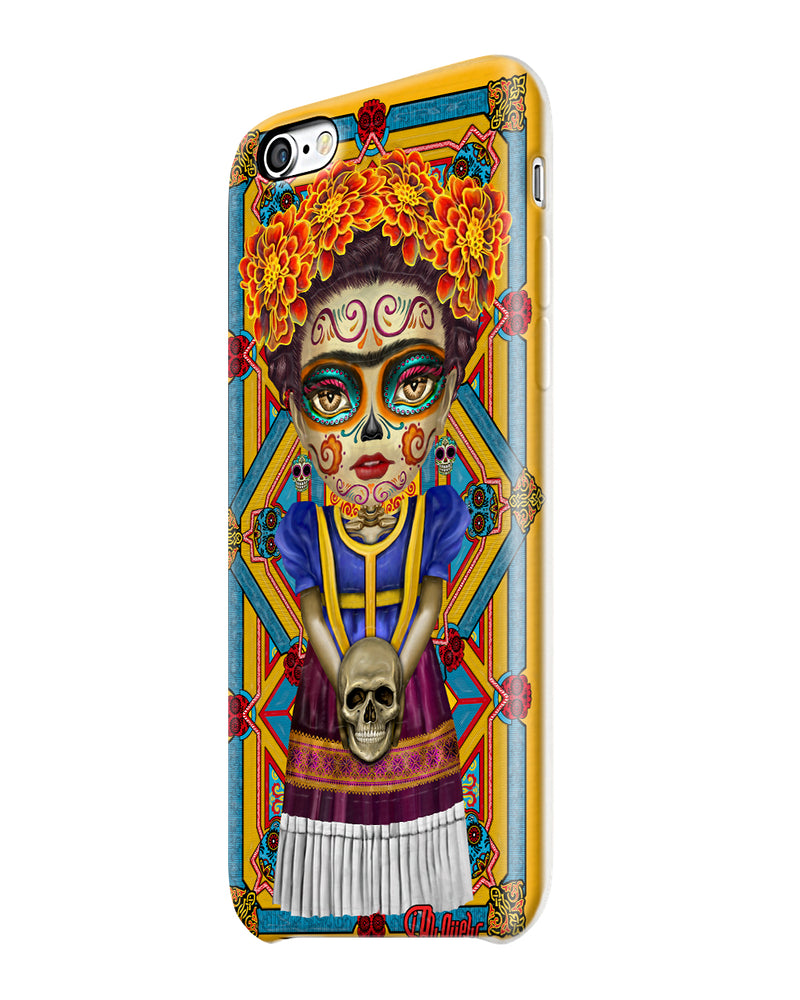 Carcasa iPhone - Mostaza