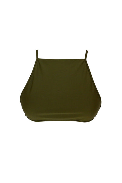 Olive Bliss Top - KAOHS Swim - STILL&SEA - 1