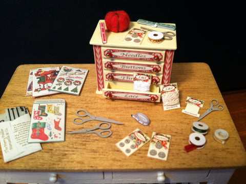 Merry Notions Kit by Catherine Mitchell