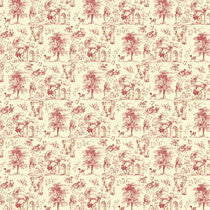 "1/4"" Faded Red Toile WP"