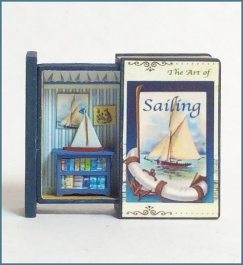 Teeny Weeny Secret Book - Sailing
