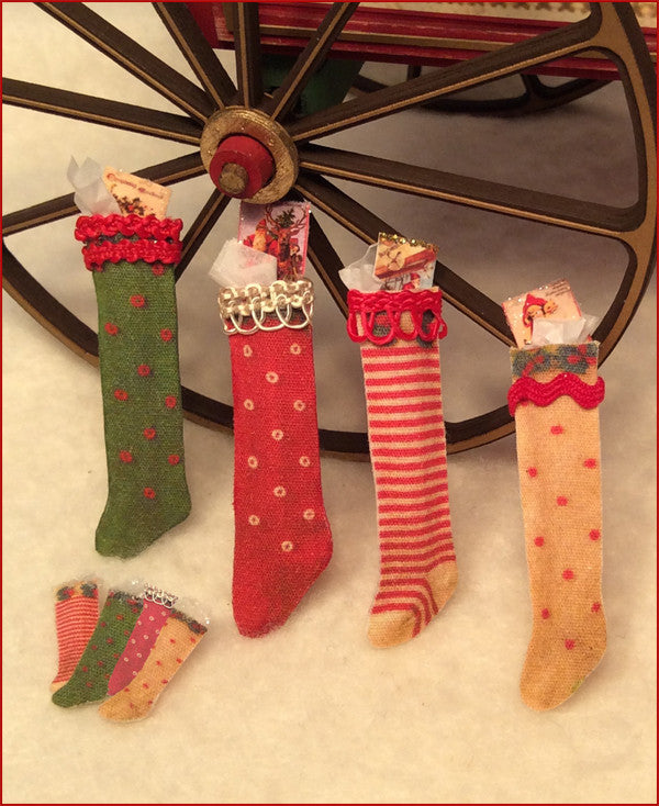 "1"" Merry Stockings Kit"