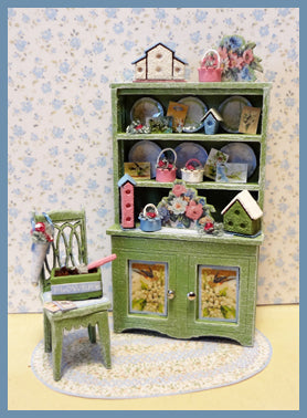 LIMITED AVAILABILITY - MAYBLOSSOM MORNING Holiday Vignette