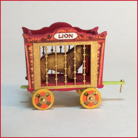 Lion Wagon Kit