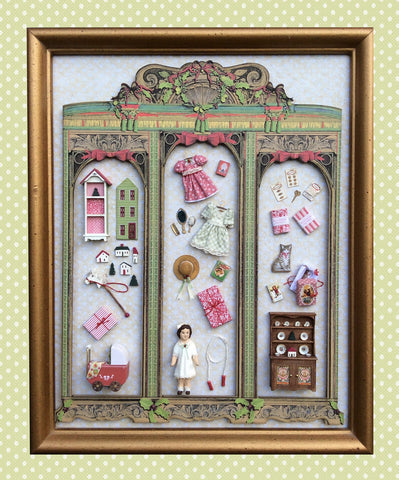 Christmas Toy Presentation Board Kit