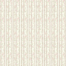 "1/4"" Cottage Rose Stripe WP"