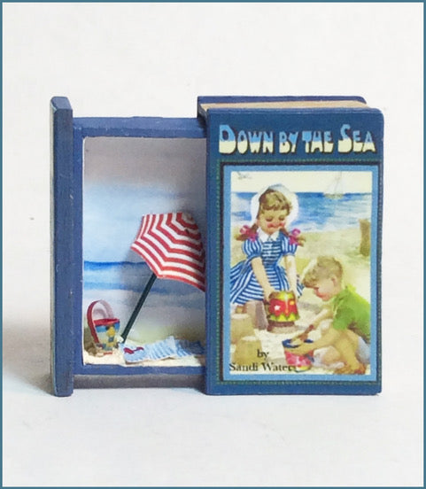 Teeny Weeny Secret Book - Down by the Sea