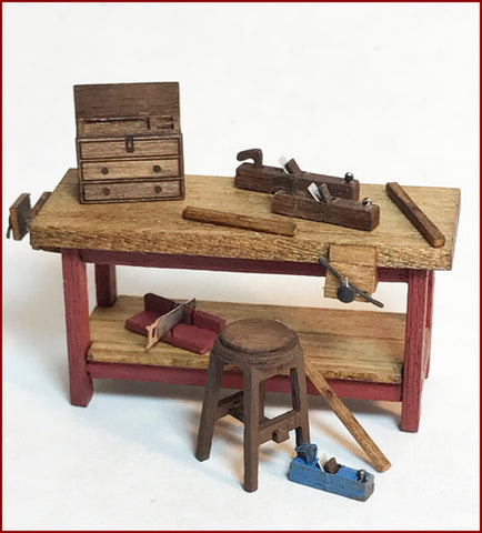 CRANBERRY COTTAGE - TOOL SHED KIT #1