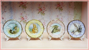 "1"" Spring Plates"