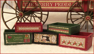 "1"" Peddler Crates Kit"
