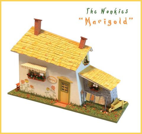 "The Wonkies - 1/4"" Marigold House"