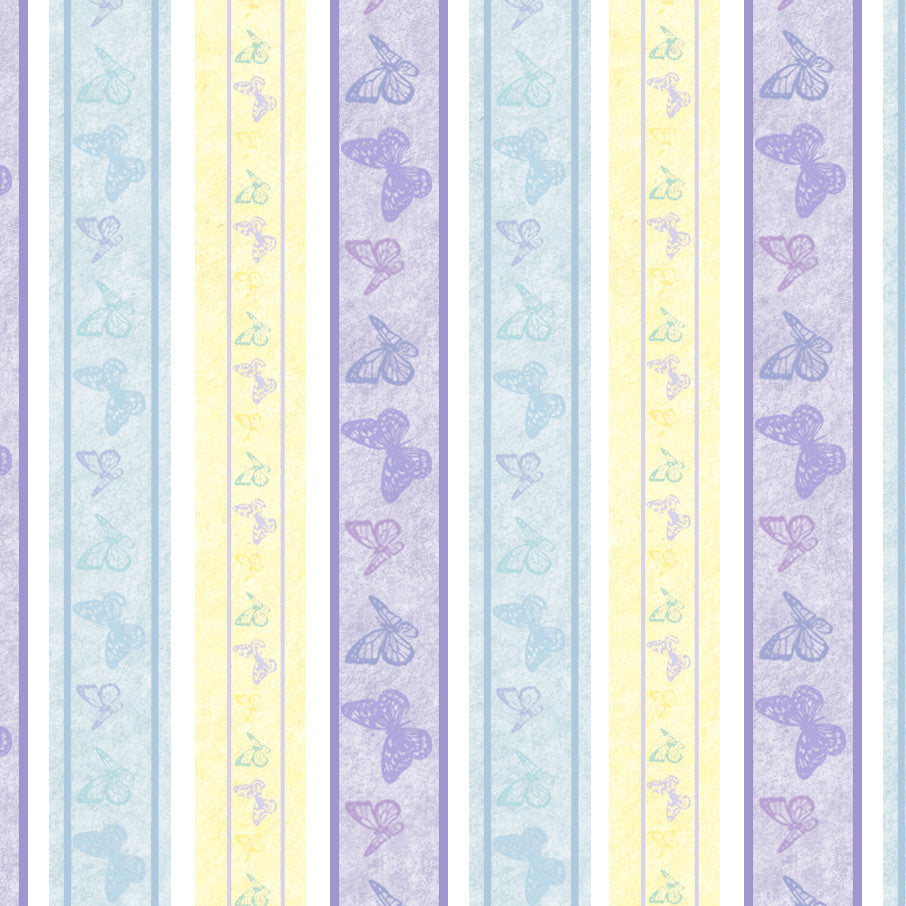 "1/4"" Butterfly Borders WP"
