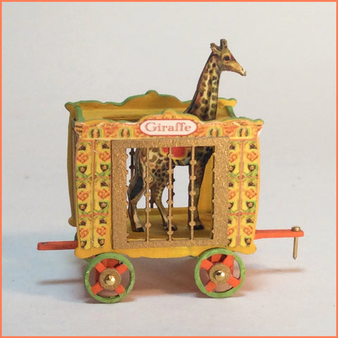 Giraffe Wagon Kit