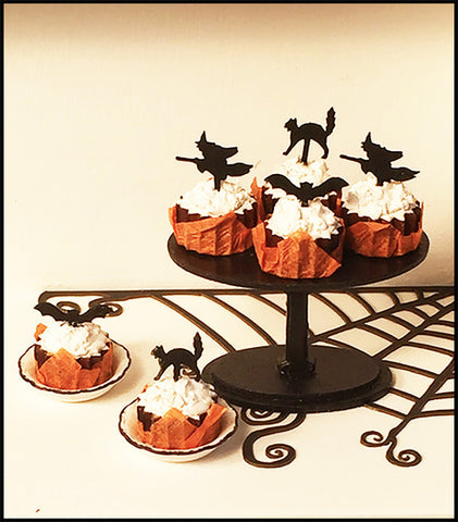 "1"" Devil's Food Cupcakes Kit"