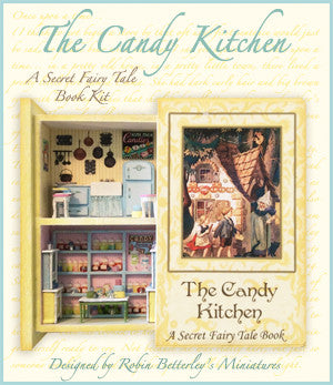 Secret FairyTale-Candy Kitchen