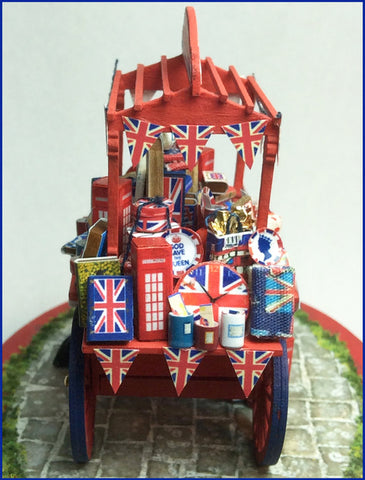 Going to Market - Union Jack