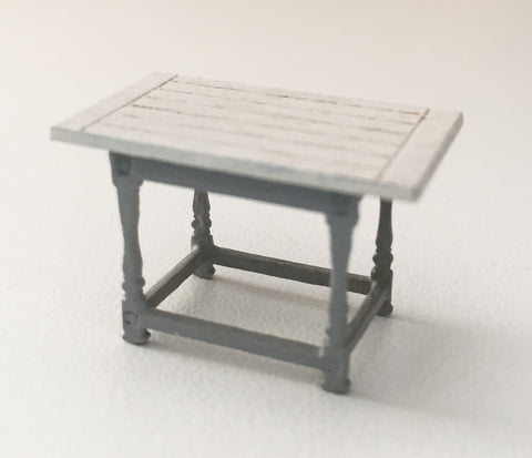 "1/4"" Dining Table No. 2"
