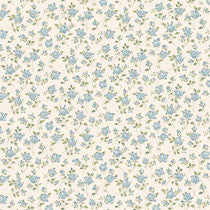 "1/4"" Blue Cottage Rose WP"