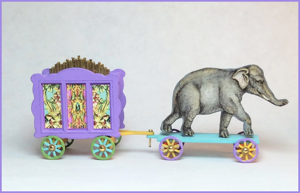 Elephant & Calliope Kit