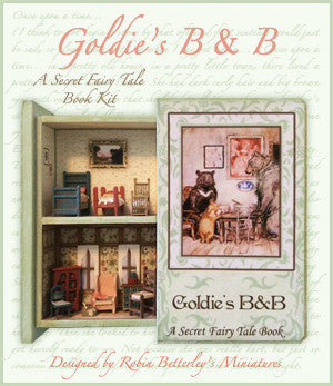 Secret Fairy Tale-Goldies B&B