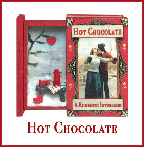 Teeny Weeny Secret Book - HOT CHOCOLATE