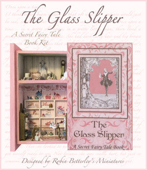 Secret FairyTale-Glass Slipper
