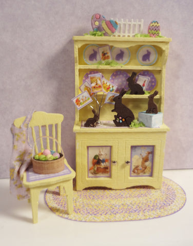LIMITED AVAILABILITY - HIPPITY HOPPITY Holiday Vignette