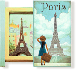 Itsy Bitsy Teeny Weeny Secret Book - Paris