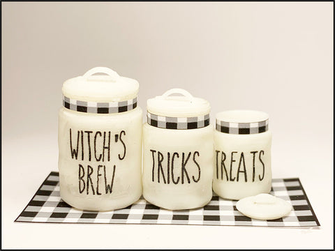 "1"" Creepy Canisters Kit"