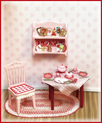 LIMITED AVAILABILITY - SWEETIE PIE Holiday Vignette Part Trois