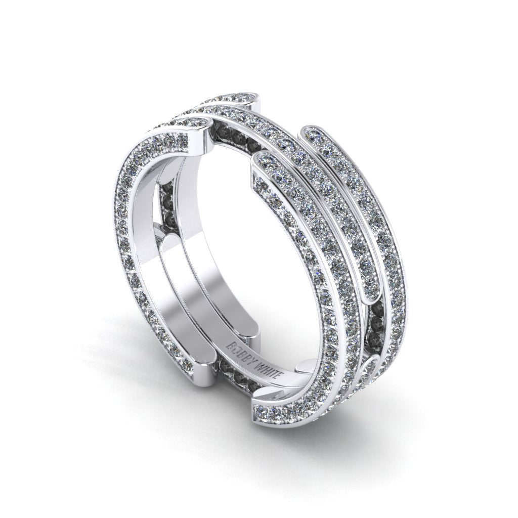 engagement gold in rings white halo black cut ring products and cushion
