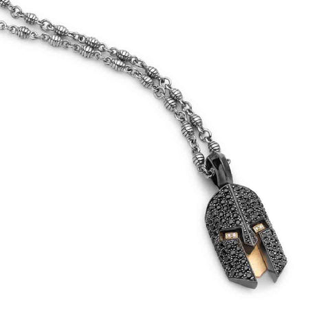 FUTURE KING BLACK NECKLACE