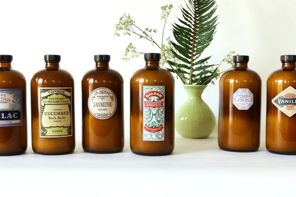 Vintage Bathing Salts