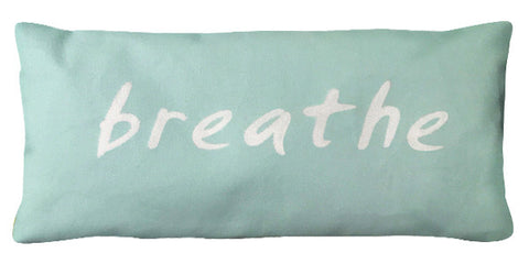 Organic Cotton Eye Pillow - Breathe