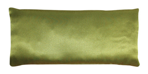 Eye Pillow - Silk Charmeuse Green